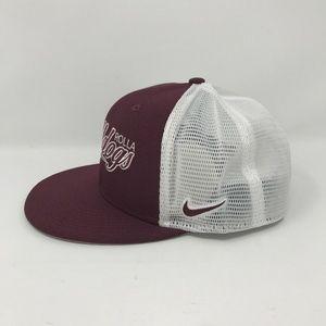 Nike Accessories - Rolla Bulldogs Nike Snapback Hat New Mesh Trucker
